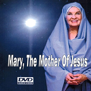 Mary Mother of Jesus DVD
