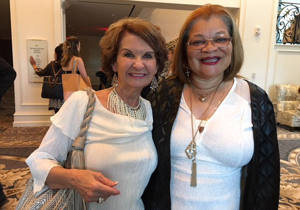 Alveda King, niece of Dr. Martin Luther King, Jr.